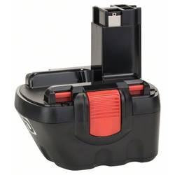 Náhradný akumulátor pre elektrické náradie, Bosch Accessories 2607335684, 12 V, 2.6 Ah, Ni-MH
