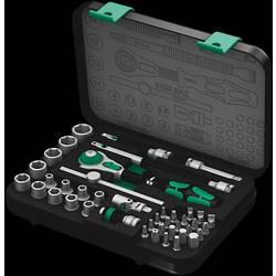 """Súprava nástrčných kľúčov Wera 8100 SA 2 Zyklop 05003533001, 1/4"""" (6,3 mm), 42-dielna"""