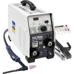 Elektrická zváračka GYS TIG 200 011540, 5 - 200 A, vr. príslušenstva