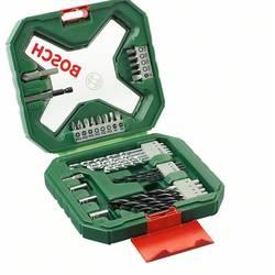 Univerzálna sada vrtákov a bitov Bosch X-Line, 2607010608, 34-dielna