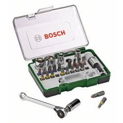 """Súprava nástrčných kľúčov Bosch Accessories Promoline 2607017160, 1/4"""" (6,3 mm), 27-dielna"""