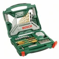 Univerzálna sada vrtákov a bitov Bosch X-Line, 2607019329, 70-dielna