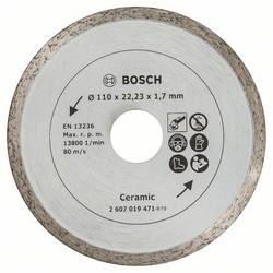 Image of Bosch Accessories 2607019471 Diamanttrennscheibe Durchmesser 110 mm 1 St.