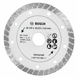 Image of Bosch Accessories 2607019480 Diamanttrennscheibe 1 St.