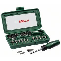 Značková sada bitov Bosch Accessories Promoline, 2607019504, 46-dielna