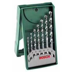 Sada špirálových vrtákov do kameňa Bosch Accessories 2607019581, 3 mm, 4 mm, 5 mm, 5.5 mm, 6 mm, 7 mm, 8 mm, N/A, 1 sada