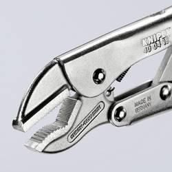 Kliešte samosvorné Knipex 40 04 180, rovný s prizmatickou drážkou, 0 - 35 mm, 180 mm