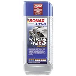Leštící vosk na auto se zašlým lakem Sonax Xtreme Polish & Wax 3 NanoPro 202100, 250 ml