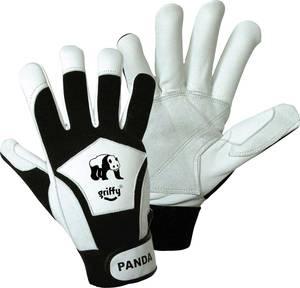 a1bfc7ee1bec4a L+D Griffy Panda 1730 Nappaleder Montagehandschuh Größe (Handschuhe): 10, XL