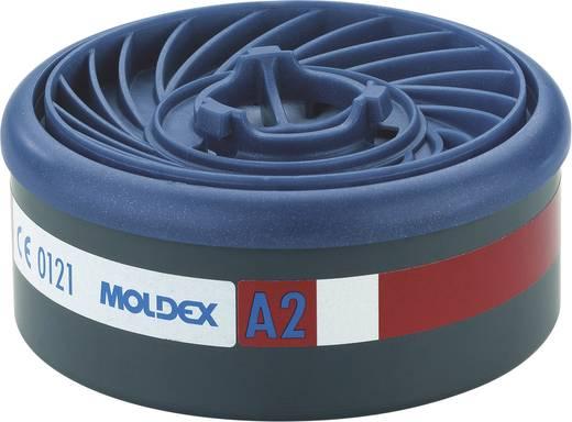 Moldex 920001 Gasfilter EasyLock® Filterklasse/Schutzstufe: A2 8 St.