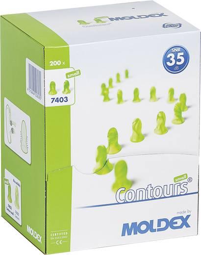Gehörschutzstöpsel 35 dB einweg Moldex Contours small 740301 200 Paar