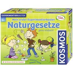 Experimentálna súprava Kosmos Mein erster Experimentierkasten - Naturgesetze 602079, od 5 rokov