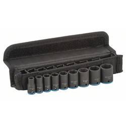 """Sada nástavcov pre nástrčný kľúč, vonkajší šesťhran Bosch Accessories 2608551096, 1/4"""" (6,3 mm), 9-dielna"""
