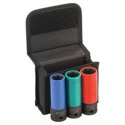 """Sada nástavcov pre nástrčný kľúč, vonkajší šesťhran Bosch Accessories 2608551102, 1/2"""" (12.5 mm), 3-dielna"""