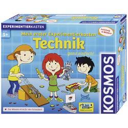Experimentálna súprava Kosmos Mein erster Experimentierkasten Technik 602239, od 5 rokov