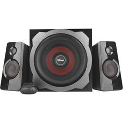 PC reproduktory Trust GTX38 Ultimate Bass, káblový, 60 W, čierna
