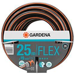 Záhradná hadica GARDENA Comfort FLEX 18053-20, 3/4 palca, 25 m, čierna, oranžová