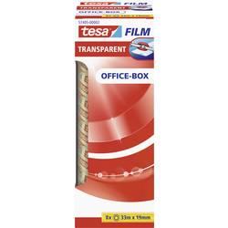 Tesafilm tesa OFFICE-BOX 57405-00002-01, (d x š) 33 m x 19 mm, akrylát, priehľadná, 8 ks