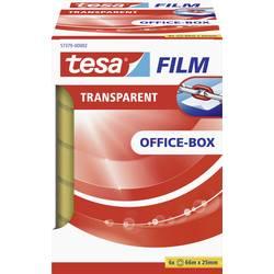 Tesafilm tesa OFFICE-BOX 57379-00002-01, (d x š) 66 m x 25 mm, akrylát, priehľadná, 6 ks