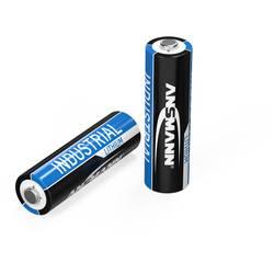 Tužková batéria typu AA lítiová Ansmann Lithium Industrial FR6, 3000 mAh, 1.5 V, 10 ks