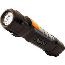 LED vreckové svietidlo (baterka) Energizer Hardcase 2AA E301746800, 340 g, na batérie, čierna, sivá