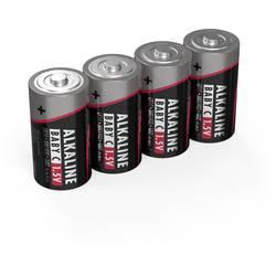Image of Ansmann LR14 Red-Line Baby (C)-Batterie Alkali-Mangan 1.5 V 4 St.