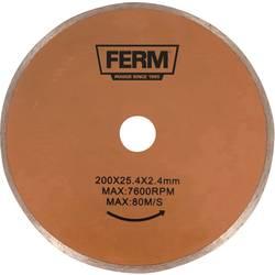 Diamantový kotúč Ferm TCA1006, Priemer 200 mm, 1 ks