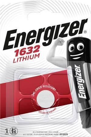 10 x Renata Batterie CR1632 Lithium 3V Knopfbatterie CR 1632 Knopfzelle