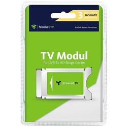 CI+ modul freenet TV 3 Mon., DVB-T2