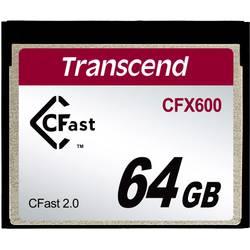 Image of Transcend CFX600 CFast-Karte 2.0 MLC Industrie 64 GB