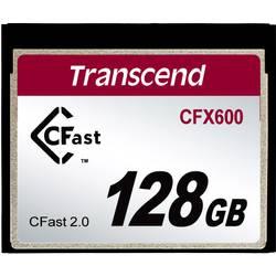 CFast karta 2.0 MLC priemyselná, 128 GB, Transcend CFX600 TS128GCFX600, vhodné pre priemyselné použitie