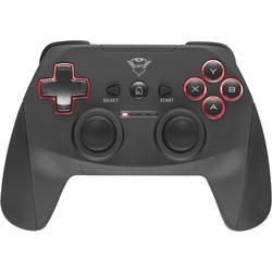 Trust GXT 545 gamepad PC, PlayStation 3 čierna