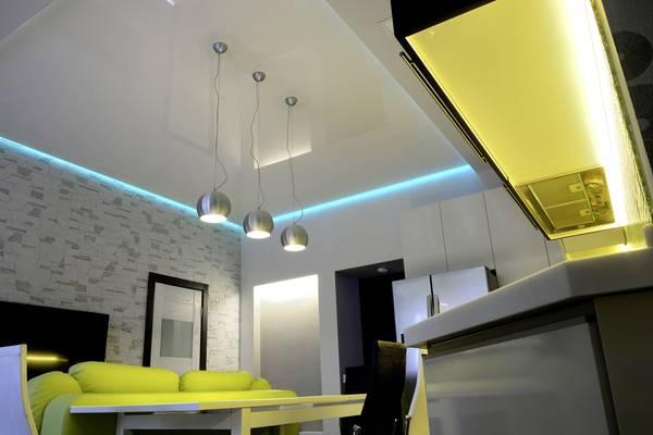 LED-Lichtbänder für dekorative Beleuchtung