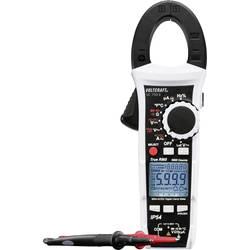 Digitálne/y prúdové kliešte, ručný multimeter VOLTCRAFT VC-750 E, ochrana proti striekajúcej vode (IP54)