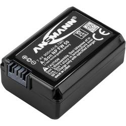 Akumulátor do kamery Ansmann A-Son NP FW 50 1400-0008, 900 mAh