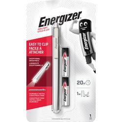 LED mini svietidlo, penlight Energizer Metal Penlight E301002400, 50 g, na batérie, kov