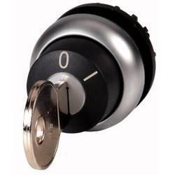 Klíčový spínač Eaton M22-WRS-A1, černá, 1 ks