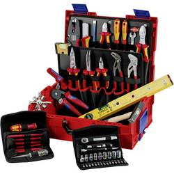 Kufrík s náradím Knipex L-Boxx 00 21 19 LB E, (d x š x v) 311 x 442 x 107 mm, 65-dielna
