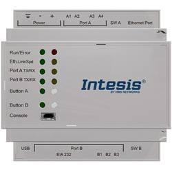 Brána RS-485, RJ-45, Ethernet Intesis INKNXMBM1000000, 24 V/DC