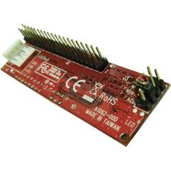 Konvertor rozhrania Renkforce RF-4886682 RF-4886682, [1x IDE zástrčka 40-pólová - 1x kombinovaná SATA zásuvka 15+7-pólová]