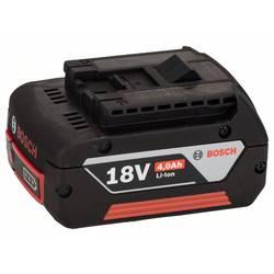 Náhradný akumulátor pre elektrické náradie, Bosch 2607336816, 18 V, 4 Ah, Li-Ion akumulátor