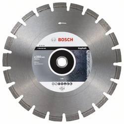 Diamantový rezací kotúč Best for Asphalt, 350 x 25,40 x 3,2 x 12 mm Bosch Accessories 2608603828, Priemer 350 mm, 1 ks