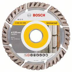 Diamantový rezací kotúč Standard pre Universal, 125 x 22,23 x 2 x 10 mm Bosch Accessories 2608615059, Priemer 125 mm, 1 ks