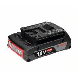 Náhradný akumulátor pre elektrické náradie, Bosch Accessories GBA 2607336906, 18 V, 2 Ah, Li-Ion akumulátor