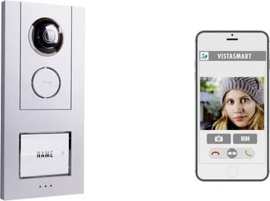 Effektive Sicherheit durch IP-Video-Türsprechanlagen