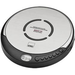 Prenosný CD prehrávač - diskman Clatronic CDP 7001, CD, CD-R, CD-RW, MP3, čierna