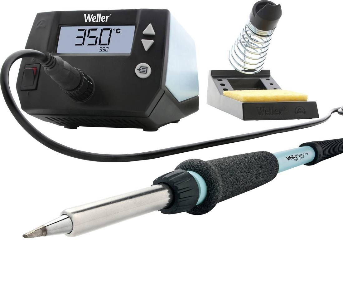 Lötstation digital 70 W Weller Professional WE 1010 230V F/G 100 bis 450 °C