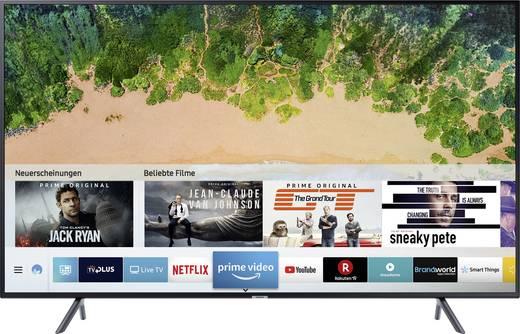 Samsung Ue40nu7199 Led Tv 100 Cm 40 Zoll Eek A A E Dvb T2 Dvb
