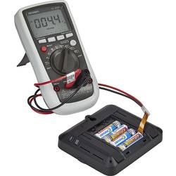 Adaptér pre meranie batérií VOLTCRAFT MB-702 rovná, čierna, červená