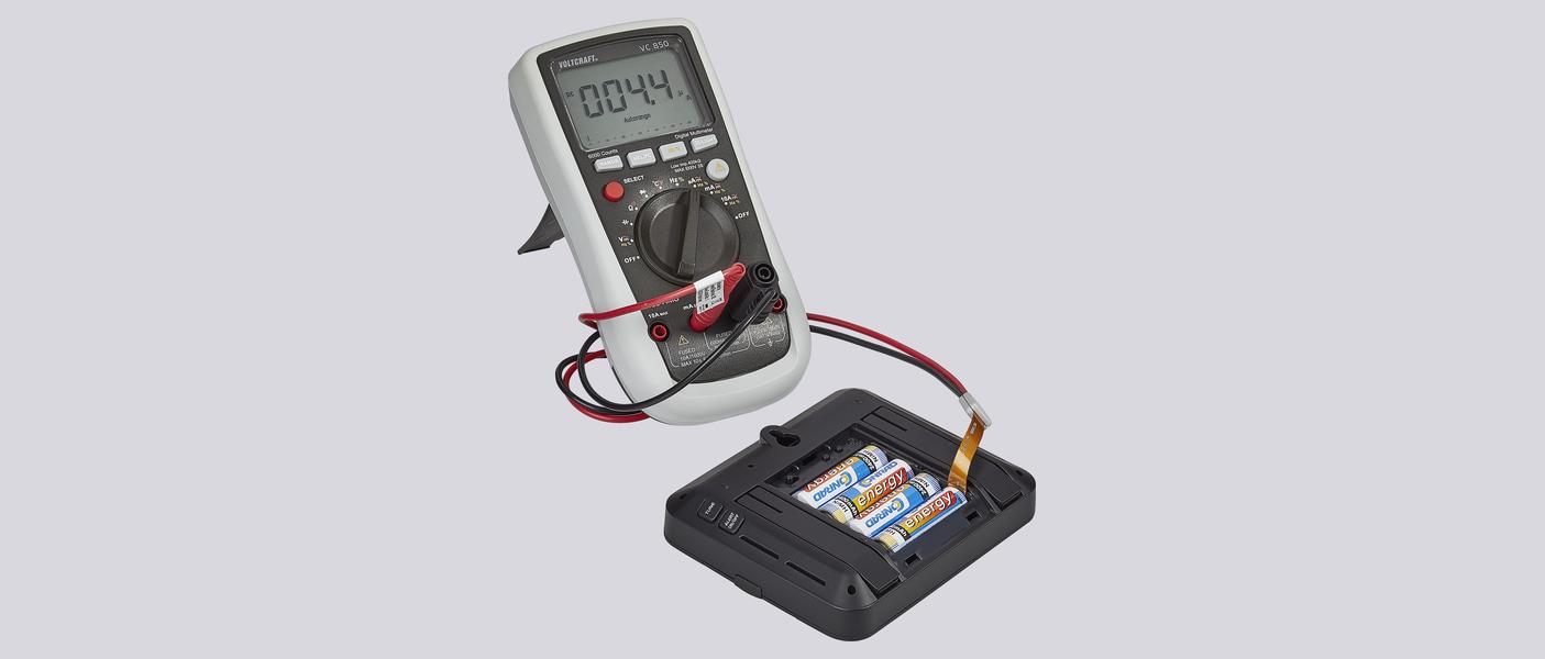 Batterie Adapter